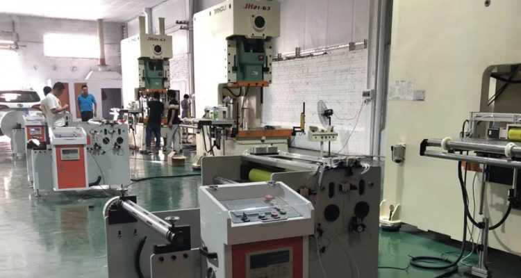 Aluminium Foil Container Making Machine