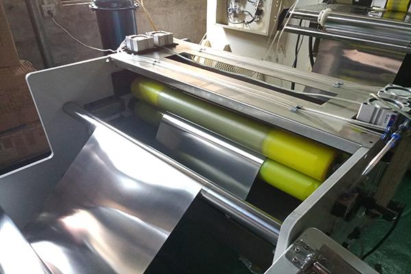 aluminum foil decoiler