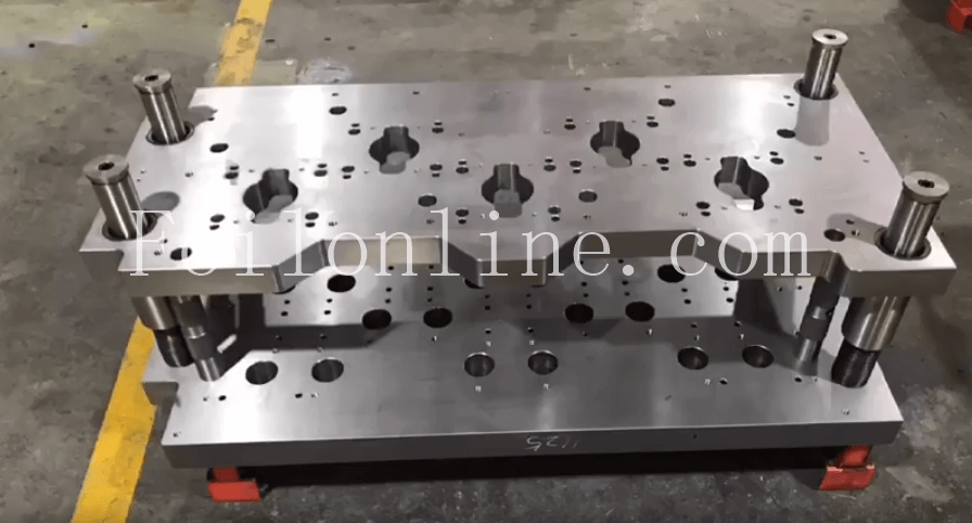 aluminium foil container mould manufacturer of china