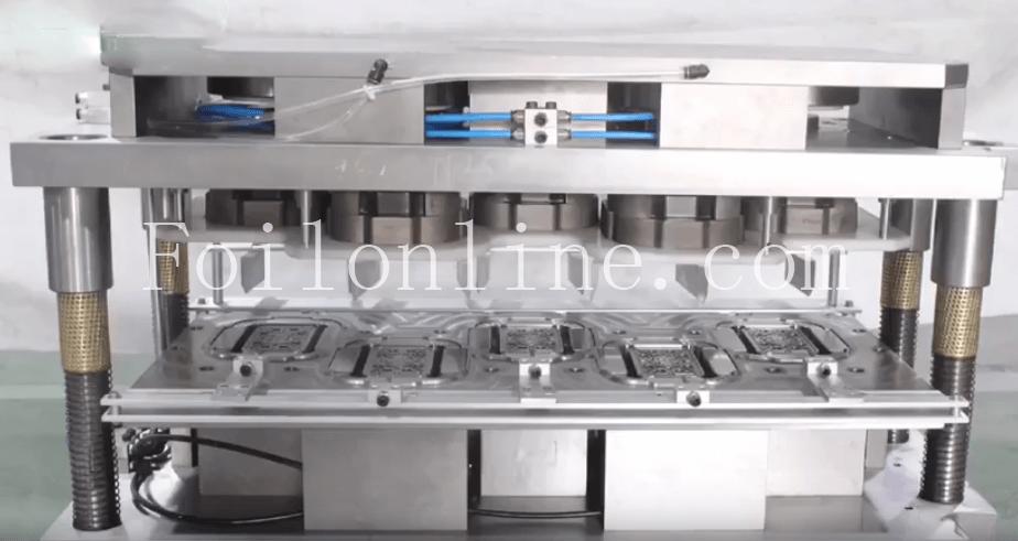 aluminium foil container mould manufacturers in india