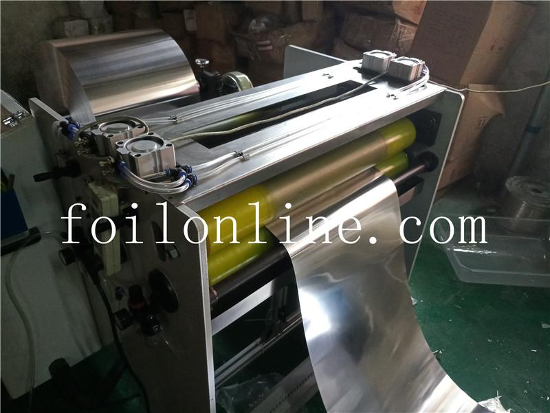 aluminium foil Feeder