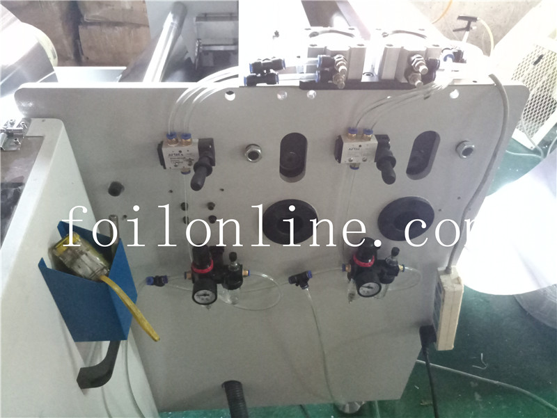 aluminium foil container machine Feeder 850mm