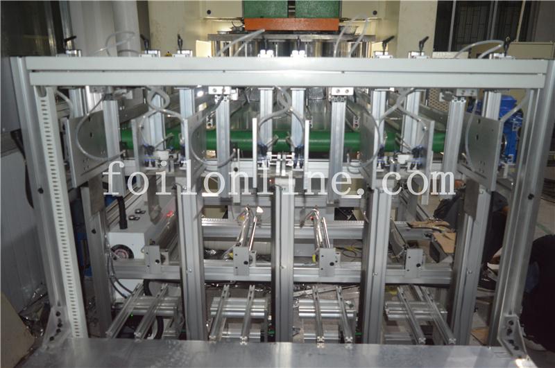 aluminium foil container making machine dealer in kolkata