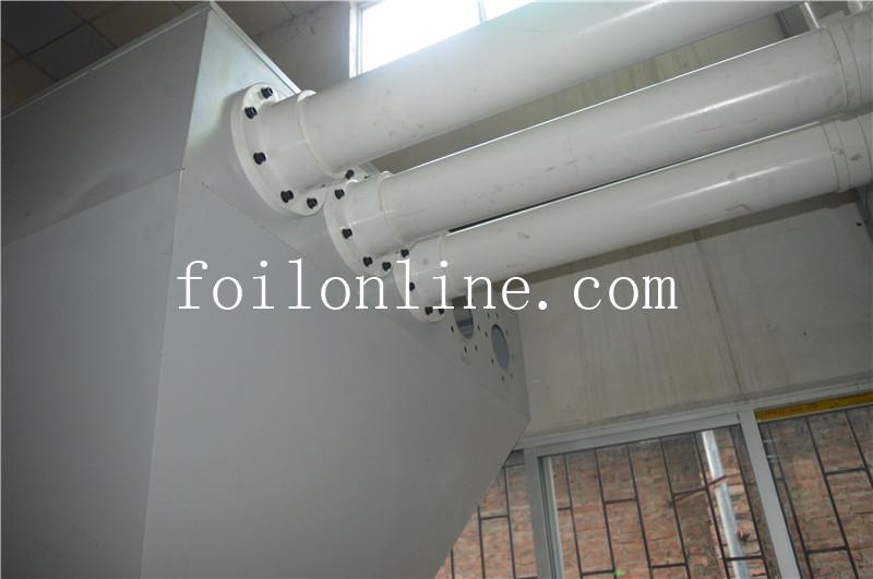 Fully Automatic Hydraulic aluminum foil scrap pressing machine