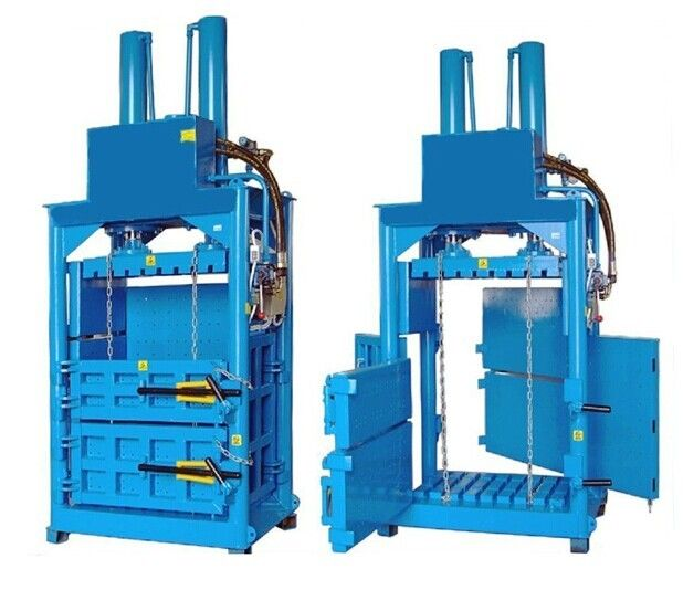 Manual Hydraulic Aluminum Foil Scrap Pressing Machine