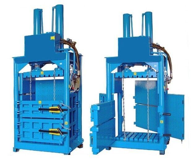 Manual Hydraulic Aluminum Foil Scrap Pressing Machine